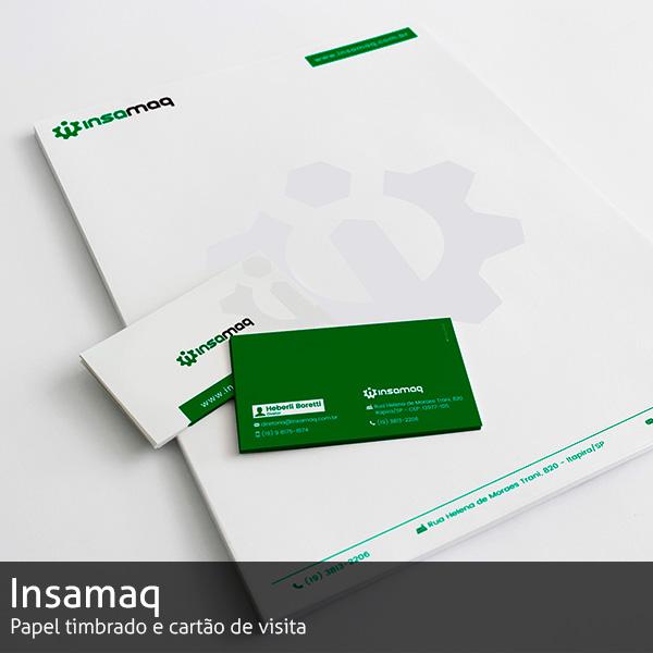 Material Gráfico Insamaq
